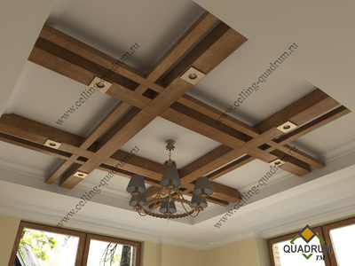 false ceiling beams